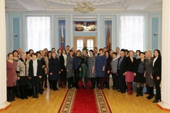 Семинар-совещание с членами Совета контрольно-счетных органов Брянской области, 14.12.2018