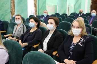 25 февраля 2021 года Брянская областная Дума продлила полномочия аудиторов Контрольно-счетной палаты Брянской области на очередной пятилетний срок
