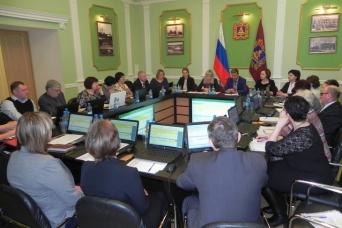 Семинар-совещание с членами Совета контрольно-счетных органов Брянской области, 02.03.2018