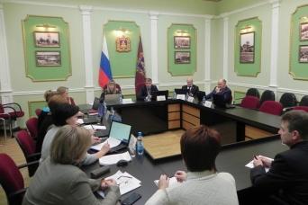 Заседание Коллегии Контрольно-счетной палаты Брянской области, 21.12.2018