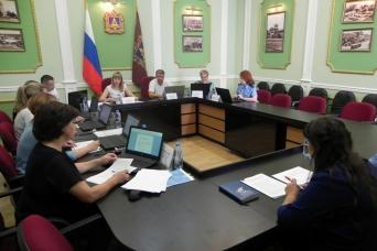 Заседание Коллегии Контрольно-счетной палаты Брянской области, 26.06.2019