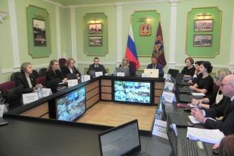 Заседание Президиума Совета контрольно-счетных органов Брянской области, 28.09.2018