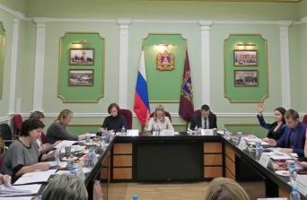 Заседание Президиума Совета контрольно-счетных органов Брянской области, 29.11.2019